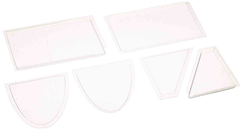 E-flite Fensterset: Super Cub 25e