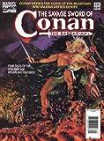 The Savage Sword of Conan the Barbarian, No. 213
