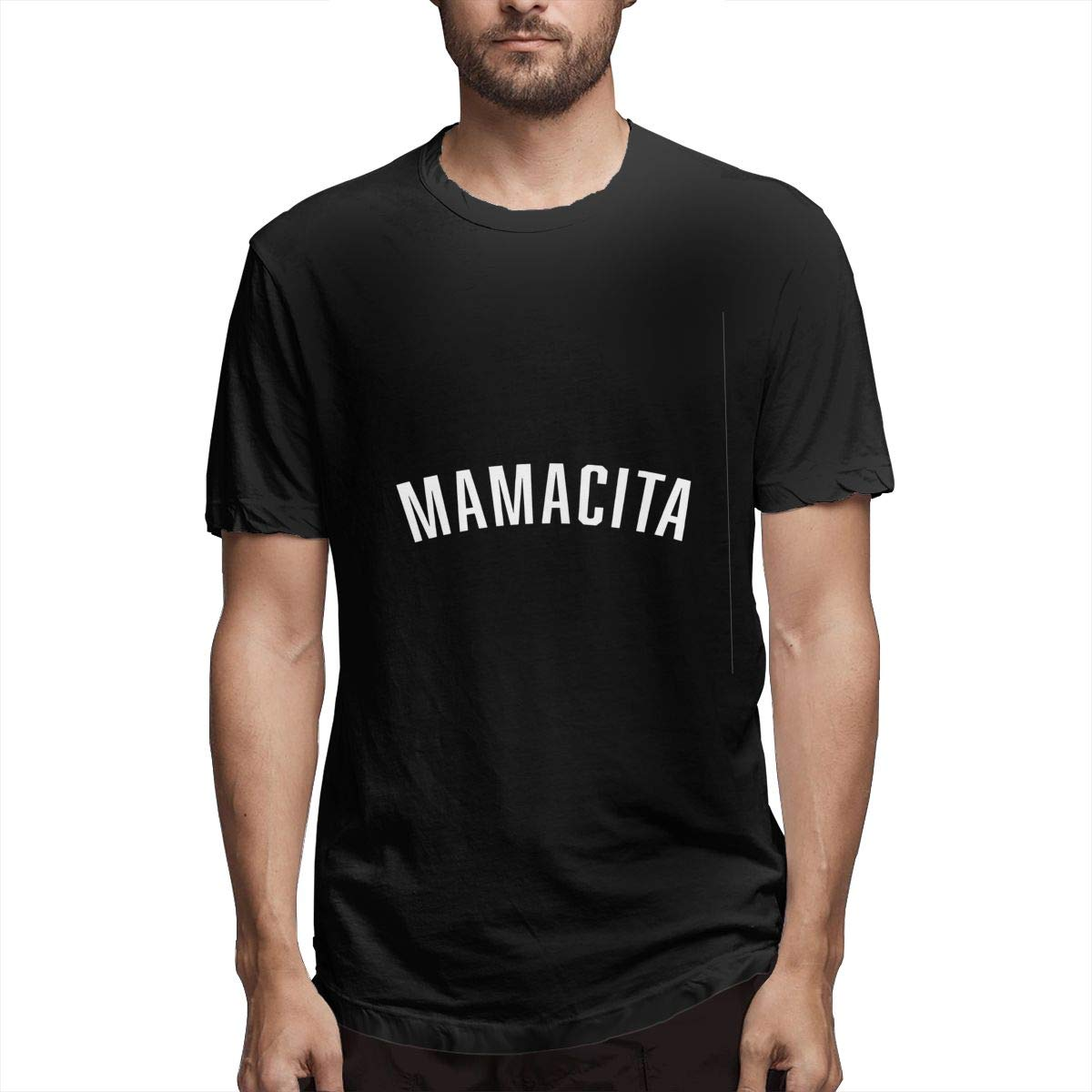 Black Men S Mamacita Saying Fiesta Quote Vintage Short Sleeve Shirts