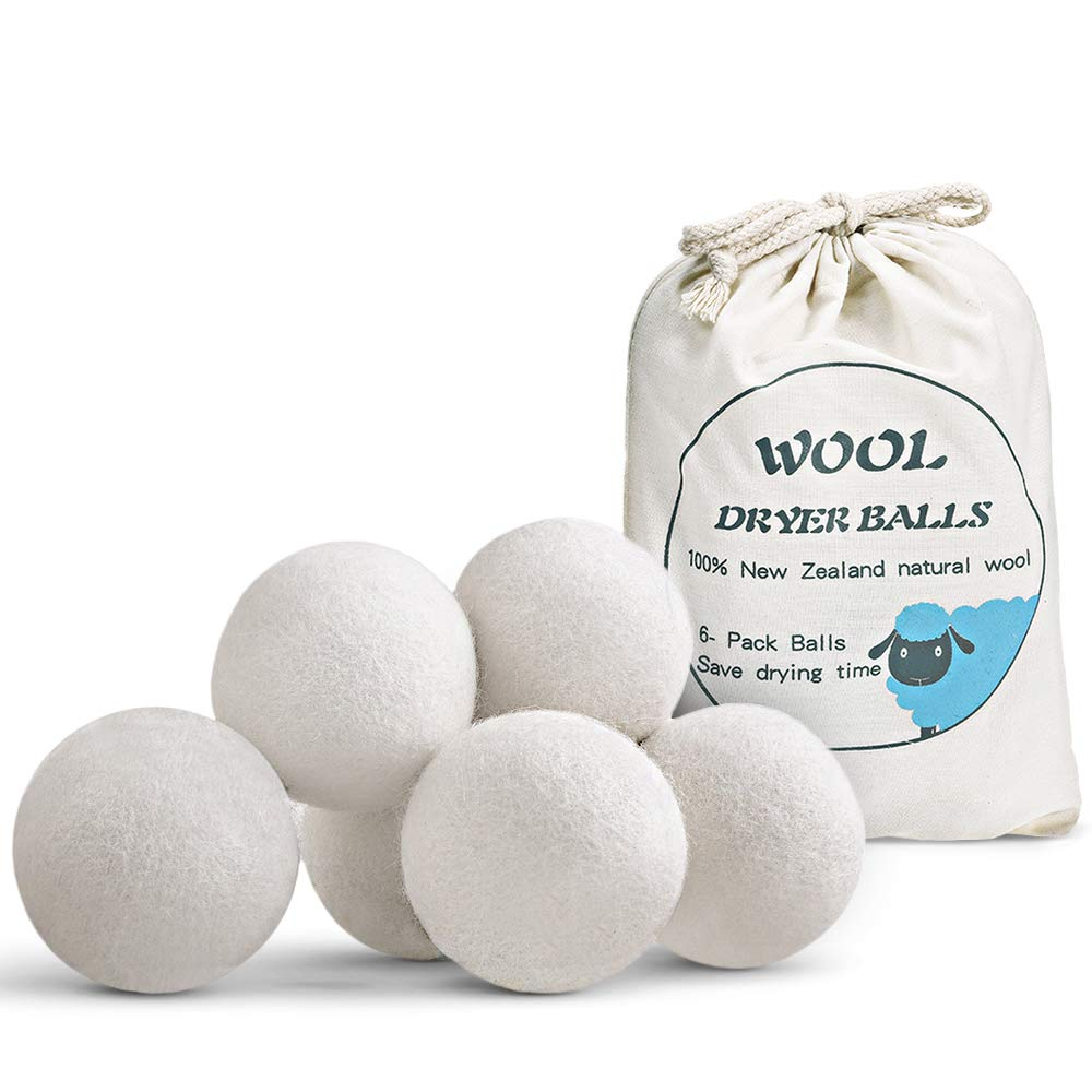 I always use these dryer balls!