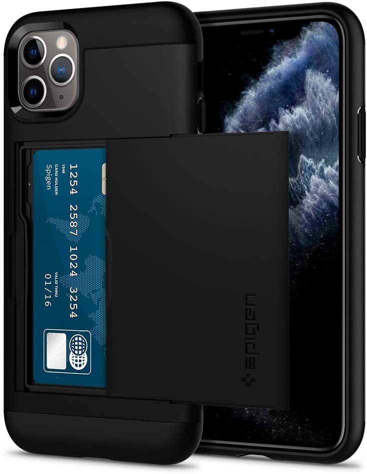 Spigen Slim Armor CS Designed for Apple iPhone 11 Pro Case (2019) - Black