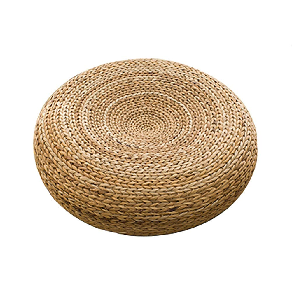 日本の家庭用藁ふとんマット、バルコニー出窓クッション、瞑想用パッド (サイズ さいず : 50*17cm) 50*17cm  B07PY17MFP