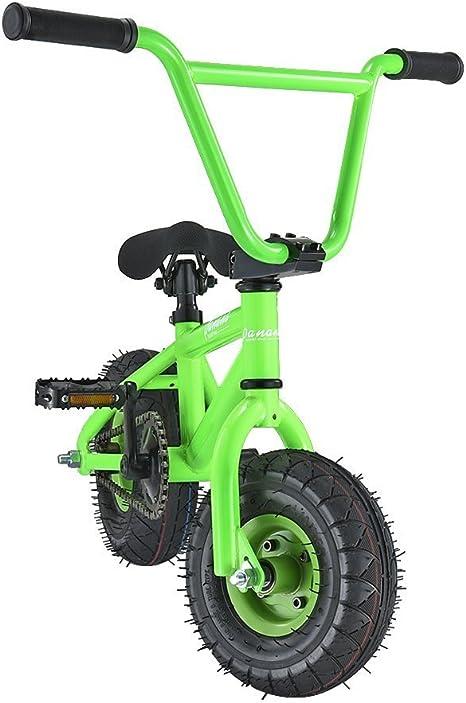 Ananpa BMX Bicicleta 10 , 360 ° Rotor Sistema de 4 x Stunt ...