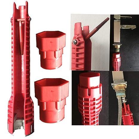 Chiave Inglese Per L Installatore Di Lavabi E Lavandini Ciotola