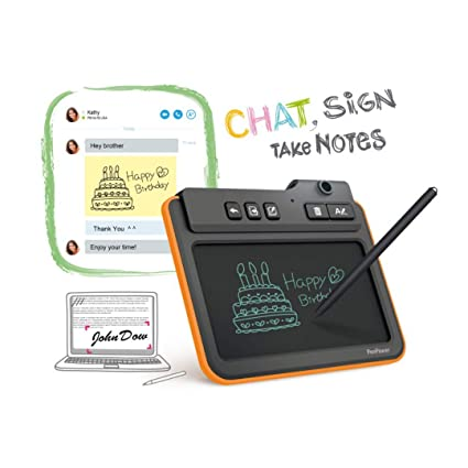 6ac46af89d6c Amazon.com   Write2Go - Digital memo writing pad (Windows Mac)   Office  Products