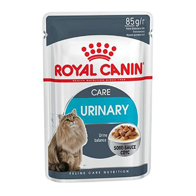 ROYAL CANIN Comida para Gatos Urinary Care 12 * 85 Gr