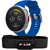 POLAR VANTAGE V – Premium GPS Multisport Watch for Multisport & Triathlon Training (Heart Rate Monitor, Running Power…