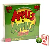 Apples to Apples Jr. w/Free Deck of Cards