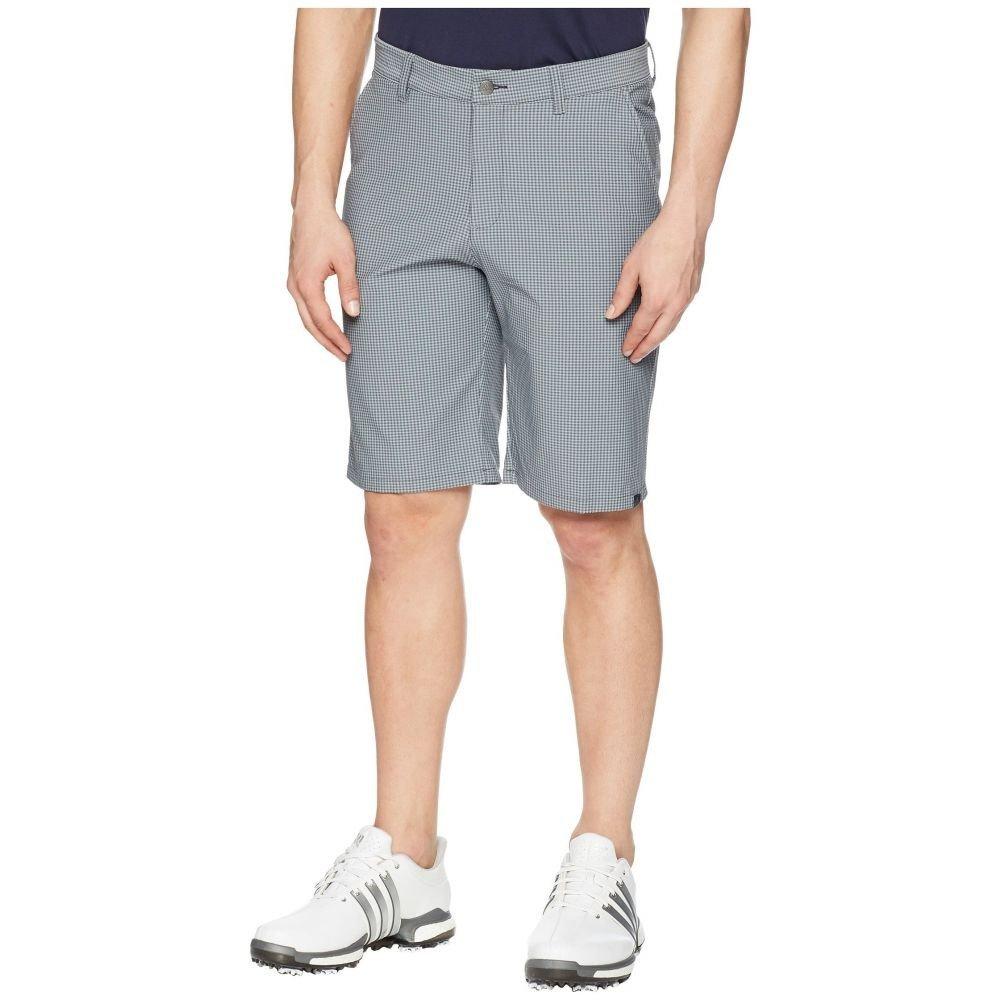 【最安値に挑戦】 adidas Golf (アディダス) B07NVB51ZL メンズ ボトムスパンツ ショートパンツ Ultimate Three Gingham Stretch メンズ Shorts Carbon/Grey Three サイズ33x10 [並行輸入品] B07NVB51ZL, あやの小路:830f04ba --- arianechie.dominiotemporario.com