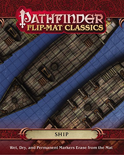 - Pathfinder Flip-Mat Classics: Ship