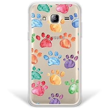 WoowCase Funda Samsung Galaxy J3: Amazon.es: Electrónica