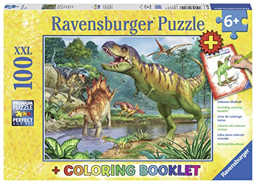 Ravensburger 13695 World of Dinosaurs Jigsaw Puzzles
