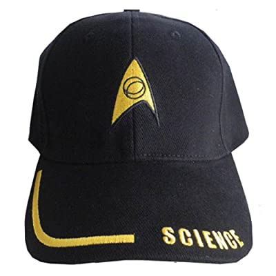 Star Trek Hats - Science: Sports & Outdoors