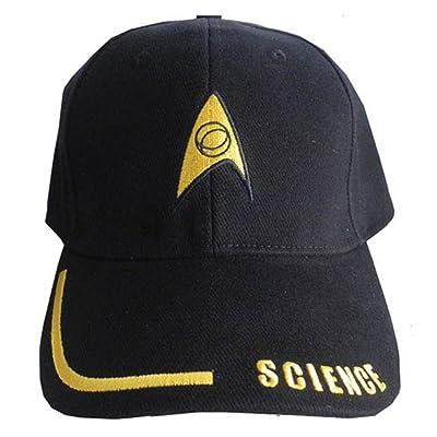 Star Trek Hats - Science: Sports & Outdoors [5Bkhe1105785]