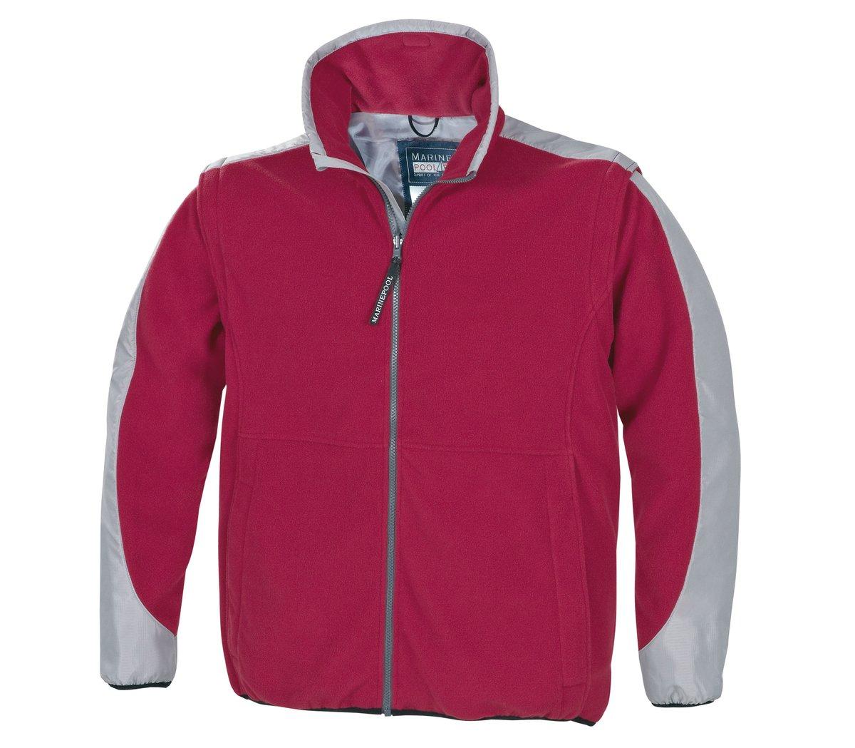 Rouge - Rouge XL Marinepool Stockholm Veste Polaire Hommes's