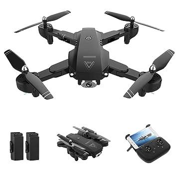 Goolsky Drone RC L103 con Cámara 1080P WiFi FPV Posicionamiento de ...