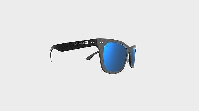 Gafas de Sol Polarizadas ExtremeLook™Fibra de Carbono (Blue)