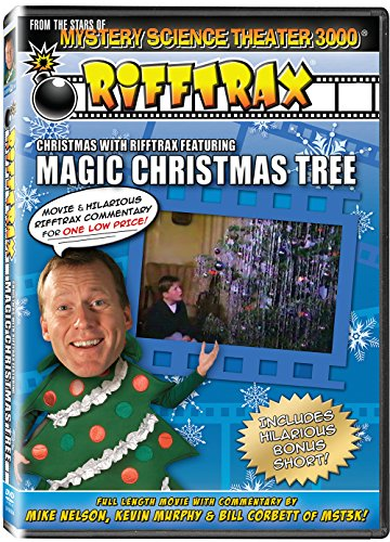 RiffTrax: Christmas with Rifftrax Featuring Magic Christmas Tree -