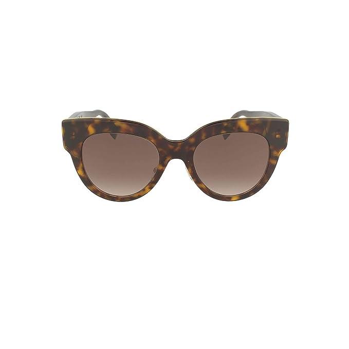 Fendi Ff 0360/g/s Gafas de sol Mujer: Amazon.es: Ropa y ...