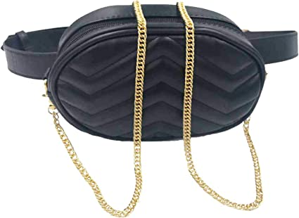 Elegant Women Fanny Pack Waist Back Pouch Belt Bag For Ladies Stylish Accessory
