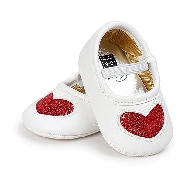 Auro Mesa , Chaussures premiers pas pour bébé (fille)