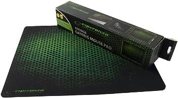 Esperanza ea146g, Green Mouse Pad (Black, Green, Black, 440 mm,