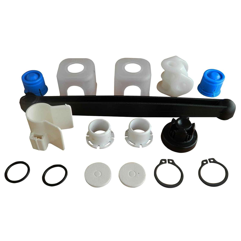 Amazon.com: Bross BSP24 Gear Linkage Selector Bush Repair Kit:93183155 for Vauxhall Opel Corsa C Combo Meriva Tigra: Automotive