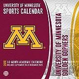 University of Minnesota Golden Gophers 2020 Calendar