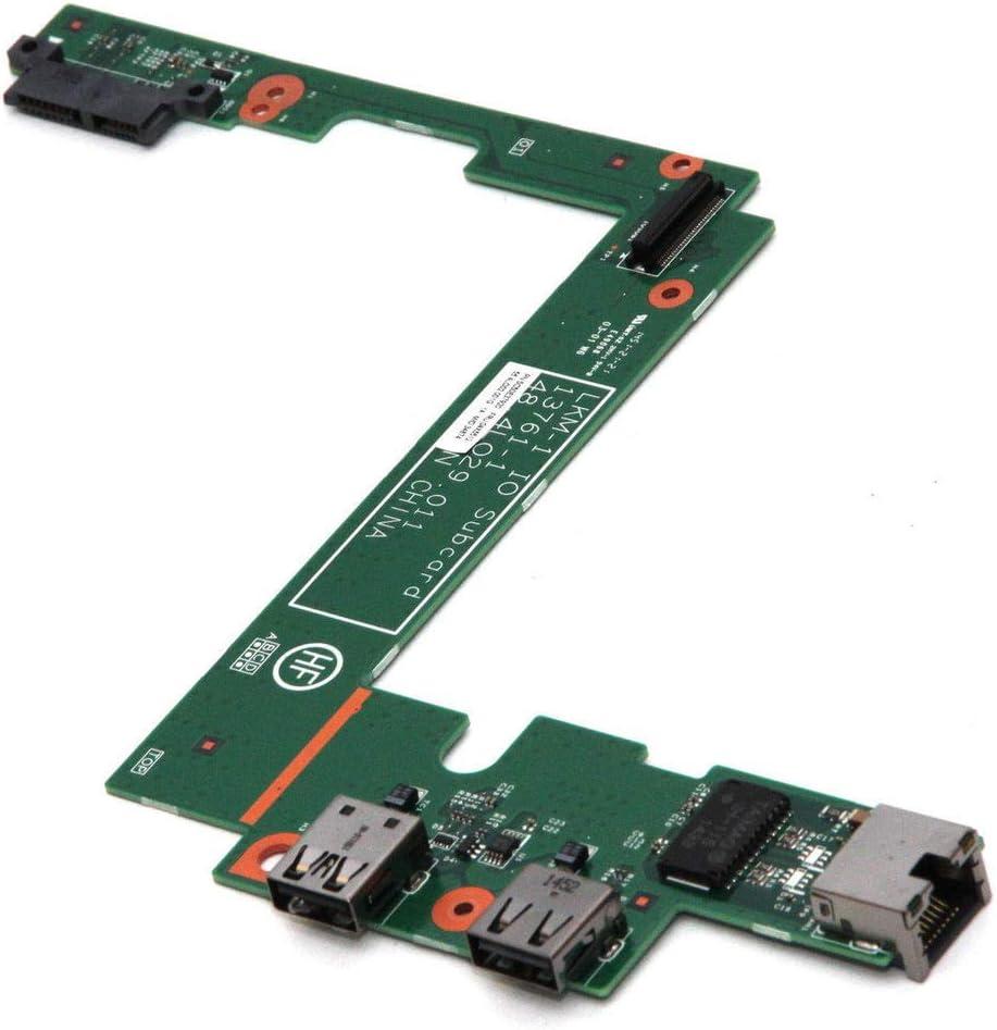 Comp XP New Genuine USB for Lenovo ThinkPad T540P USB RJ45 SATA Board 04X5512