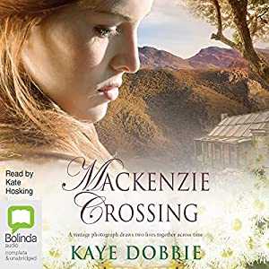 Mackenzie Crossing Audiobook