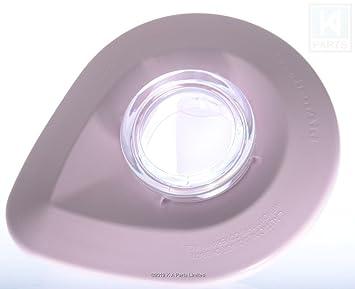 Tapa para batidora KitchenAid (Incluye tapón de medida) para los modelos KSB555 y KSB565