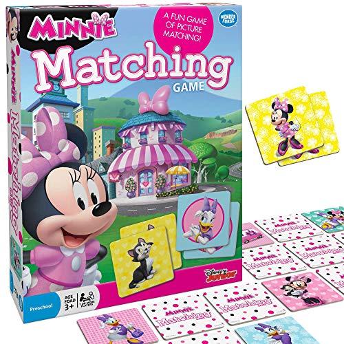 Wonderge Disney Junior Minnie