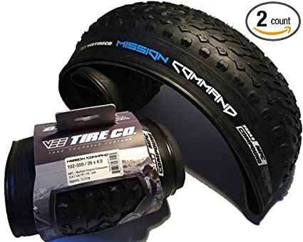 mountain bike fat tyre inner tube 20 x 4.00 size schrader valve Vee rubber brand