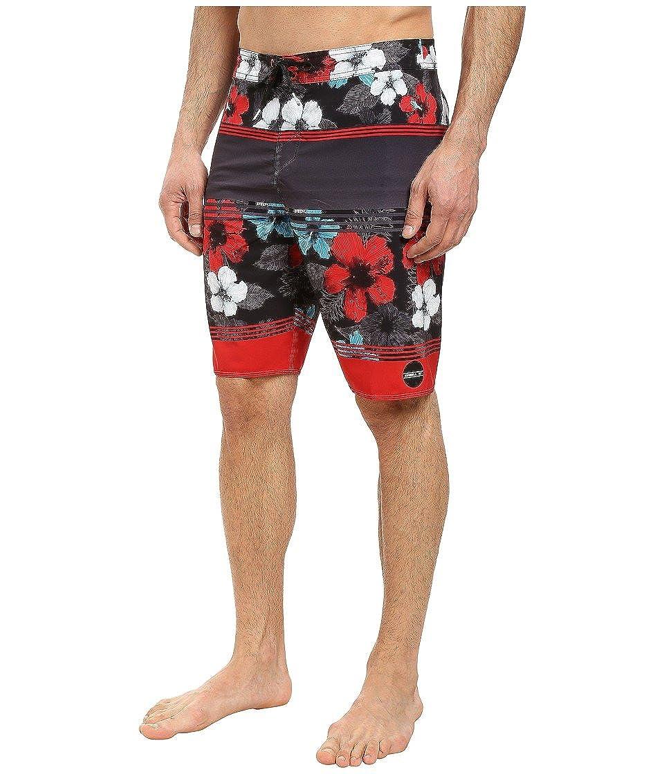 ONeill Mens Hyperfreak Boardshort with Welded Zip Pockets