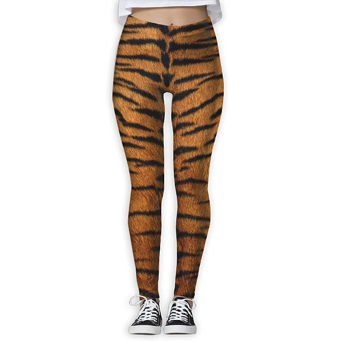 Amazon.com: fengyaojianzhu de rayas de tigre pantalones de ...