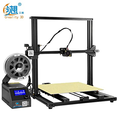 Creality Pro 3D Printer CR-10 Pre-Assembled - Set de Impresora 3D ...