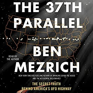 The 37th Parallel Hörbuch