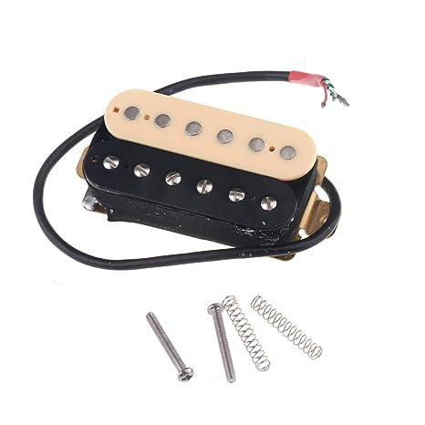 Musiclily 50mm Humbucker Pastilla del Mástil para Guitarra ...