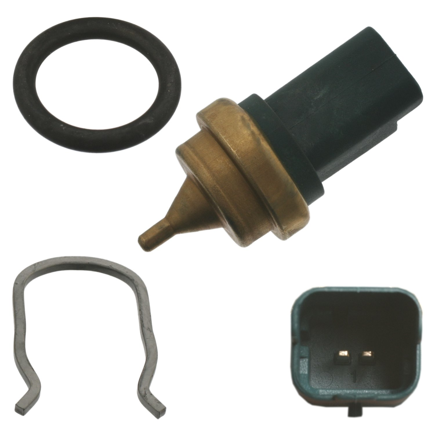 febi bilstein 37173 thermo sensor with seal and retaining spring  - Pack of 1