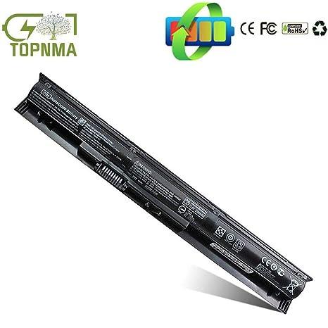 Topnma VI04 PN-Q140 TPN-Q139 Batería del Ordenador portátil para HP Envy 14