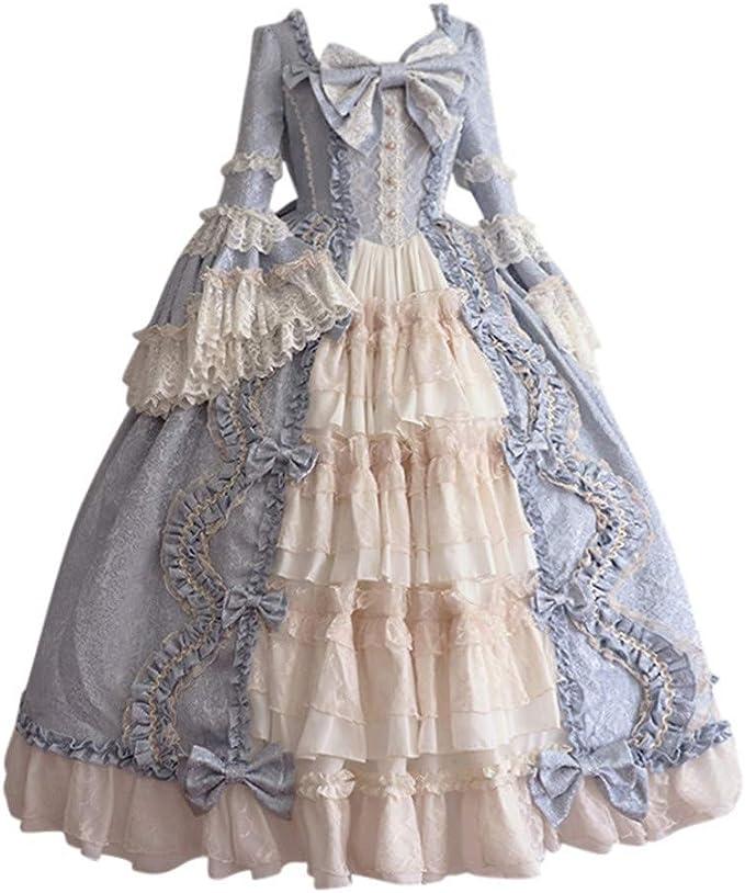 Medieval Long Dress for Women
