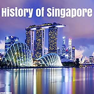History of Singapore Audiobook
