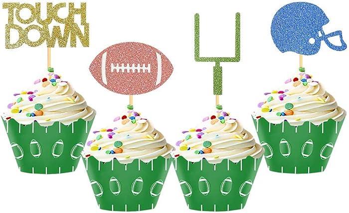 Top 10 Redskins Football Cake Decor