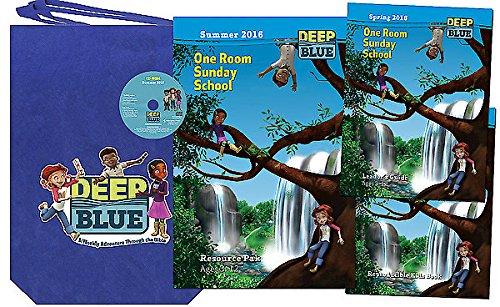 Deep Blue One Room Sunday School Kit Summer 2016: Ages 3-12 ebook