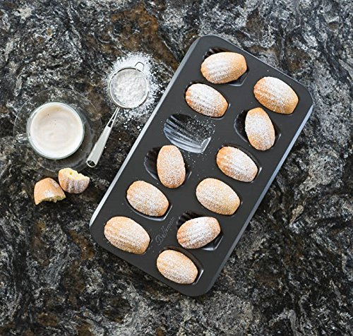 Bellemain 12-Cup Nonstick Madeleine Pan by Bellemain (Image #4)
