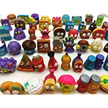 20Pcs/lot O for U Shop Original The Grossery Gang Mini Action Toys Figures Popular Kid's Playing Model Dolls Christmas Gift Toy