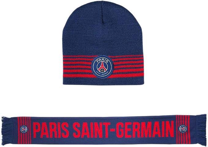 Blau PSG Schal Paris Saint-Germain