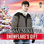 Snowflake's Gift: Delos Series, Book 6   Lindsay McKenna