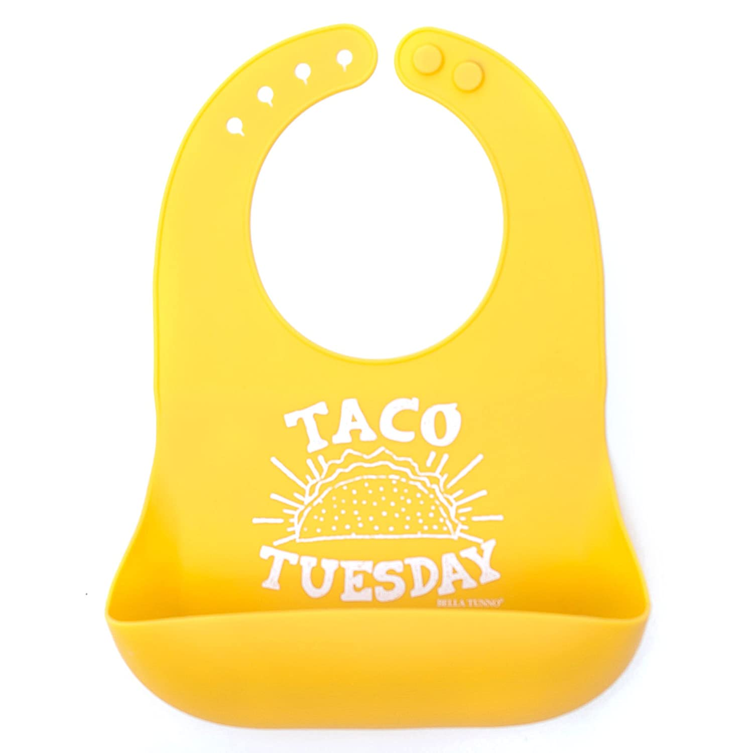 Taco Tuesday Bib.