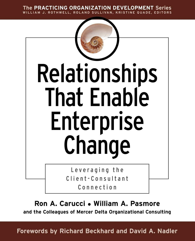 Relationships that Enable Enterprise: Leveraging the Client ...